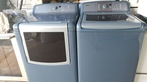 Washer and electric dryer kenmore good conditio se habla español for Sale in Hillcrest Heights, MD