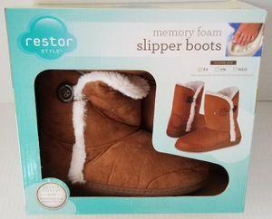 Restor Woman's Slipper Boots NEW for Sale in Boca Raton, FL