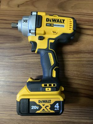 Dewalt impact wrench for Sale in Adelphi, MD