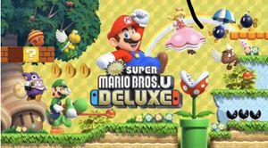 New Super Mario Bros U Deluxe, Nintendo, Nintendo Switch, (Digital Download) for Sale in Tamarac, FL