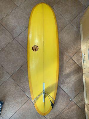 "6'4"" Single Fin Surfboard for Sale in Huntington Beach, CA"