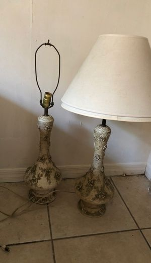 Interesting lamps for Sale in Tarpon Springs, FL