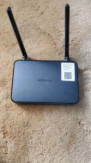 Netgear AC750 WIFI ROUTER for Sale in Pico Rivera, CA