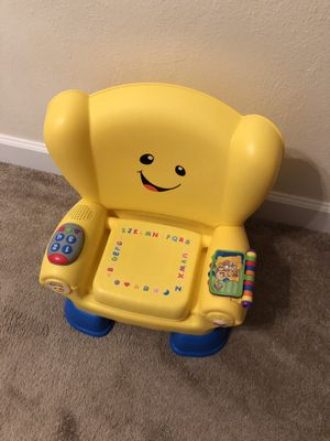 Fisher Price Laugh and Learn Smart Stages Chair for Sale in Waynesburg, PA