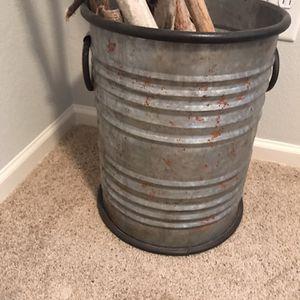 Galvanized Bucket for Sale in Thornton, CO