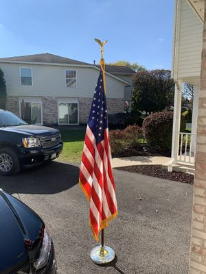 American flag for Sale in Justice, IL