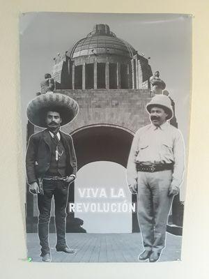 POSTER DE PANCHO VILLA Y EMILIANO ZAPATA for Sale in Arlington, TX