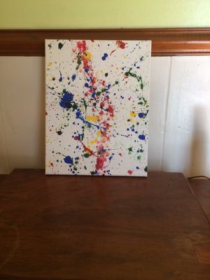 Abstract art canvas for Sale in Chesapeake, VA