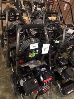 Black Max 3300 PSI Gas Pressure Washer UB for Sale in Dallas,  TX
