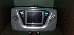 Sega game gear with games for Sale in Las Vegas, NV