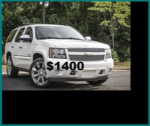 Price$1400 2008 CHEVROLET TAHOE LTZ for Sale in Peoria, IL