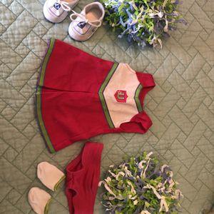 American Girl Doll Cheerleader Uniform for Sale in San Diego, CA
