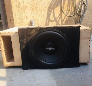 """Skar15"""" subwoofer 600 rms for Sale in Porterville, CA"""