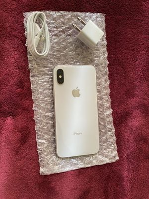 Factory Unlocked IPhone X 64gb for Sale in Oakland, CA