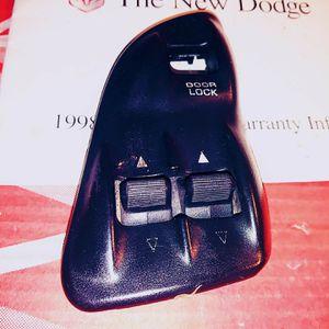 1994 DODGE RAM 1500. Ram3500. RAM 2500. Dual power WINDOW SWITCH CONTROLS. Drivers side for Sale in Los Angeles, CA