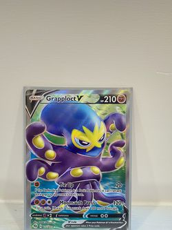 Grapploct V 072/073 Ultra Rare Pokémon card for Sale in Hollywood,  FL
