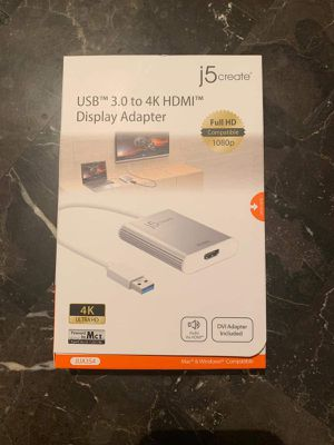 USB to HDMI Adapter for Sale in College Station, TX