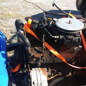 Complete Mercruiser 3.0 Repower Runs Great!! for Sale in Chesapeake, VA