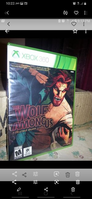 Xbox 360 game , New still has plastic for Sale in Denver, CO
