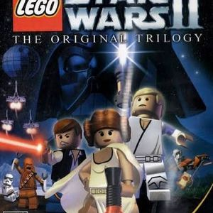 1/3 PlayStation 2 PS2 Lego Star Wars II Game Complete w/ Case + Instruction Manual for Sale in Covington, WA