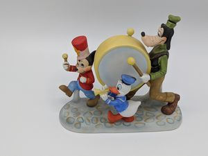 Disney Mickey mouse, Daffy duck and Goofy marching vand for Sale in Seattle, WA