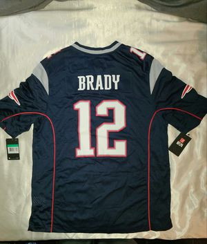 New size xlarge patriots jersey for Sale in Los Angeles, CA