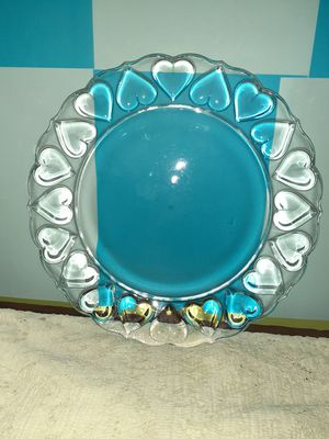 Tiffany and Co Vintage Crystal Serving Platter for Sale in Montgomery, AL