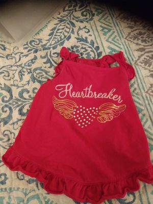 Lil heartbreaker t shirt for your fur baby for Sale in Salem, OR