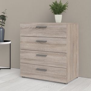 Tvilum Loft 4 Drawer Chest, Truffle for Sale in Raleigh, NC