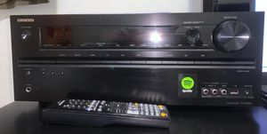 Channel Home theater ONKYO TX-NR626 for Sale in Hollywood, FL