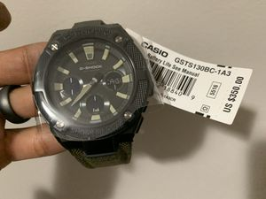 G-Shock Green GSTS130 Casio watch NEW for Sale in Chicago, IL