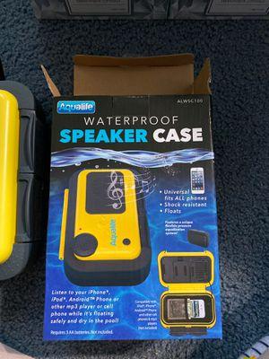 Waterproof Phone speaker for Sale in CT, US