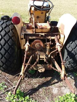 International Cub 154 Lowboy Tractor for Sale in Bowling Green,  FL