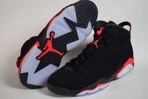 Jordan 6 Retro Infrareds for Sale in Montgomery, AL