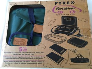 Pyrex Portables Hot/Pack way to go for Sale in Wake Forest, NC