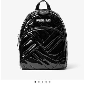 Beautiful!! Authentic MK black mini backpack MSRP $278....w/MK gift box for Sale in Santa Maria, CA