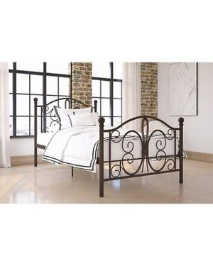 Twin bed $60 sale item today only for Sale in Dallas, TX
