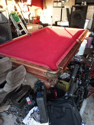 Pool table for Sale in El Monte, CA