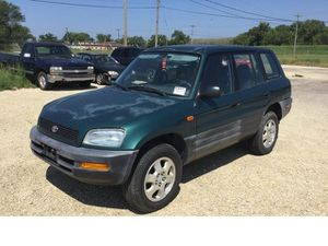 1997 TOYOTA RAV4 sport utility 4WD 2.0L DOHC 16V 4-5 doors for Sale in Fairfax, VA
