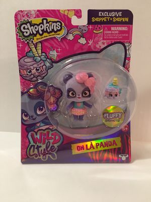 Shopkins Wild Style Sets for Sale in Minneapolis, MN