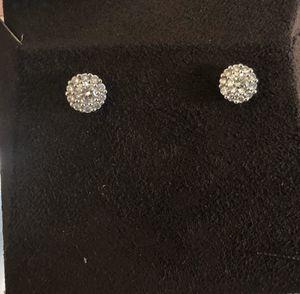 Diamond earrings for Sale in Poway, CA