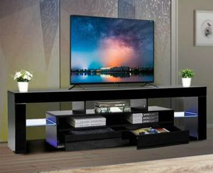 """New tv stand in box / entertainment center 63"""" for Sale in Fort Lauderdale, FL"""