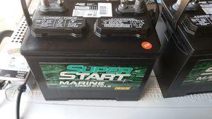 12 volt super start RV batteries for Sale in Glendale, AZ