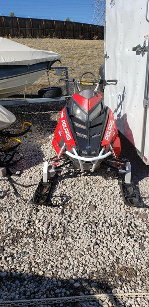 Polaris snowmobile 2011 RMK for Sale in Littleton, CO
