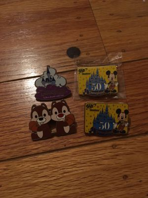 Disney Pins for Sale in Campbell, CA
