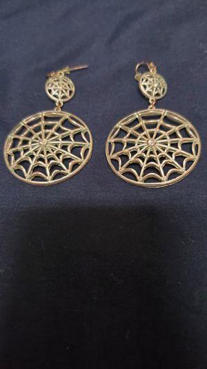 Web pierced earrings for Sale in Las Vegas, NV