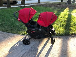 Double stroller for Sale in Duncanville, TX