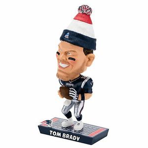New England Patriots Tom Brady #12 Caricature Bobblehead for Sale in Orlando, FL