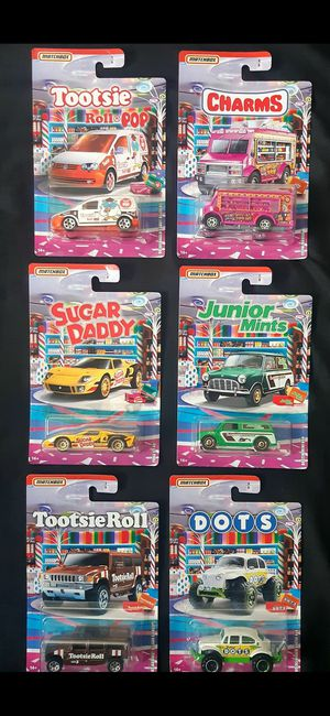 Matchbox Candy Cars Exclusive for Sale in Los Angeles, CA