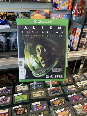 XBox One Alien Isolation for Sale in Torrance, CA